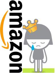 Amazon is down. Foursquare is sad.
