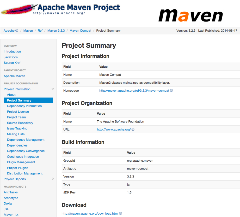 What is maven-compat ??? (2/2)